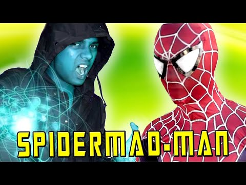 Spiderman | Hindi Comedy Video | Spoof | Pakau Tv Channel video