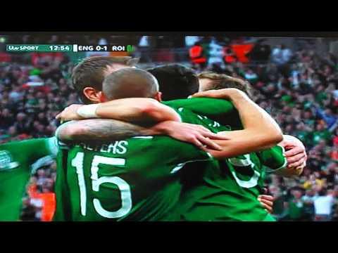 Shane Long - Republic of Ireland vs England (29/5/13)
