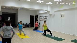 Пять минут с тренировки Fitness body