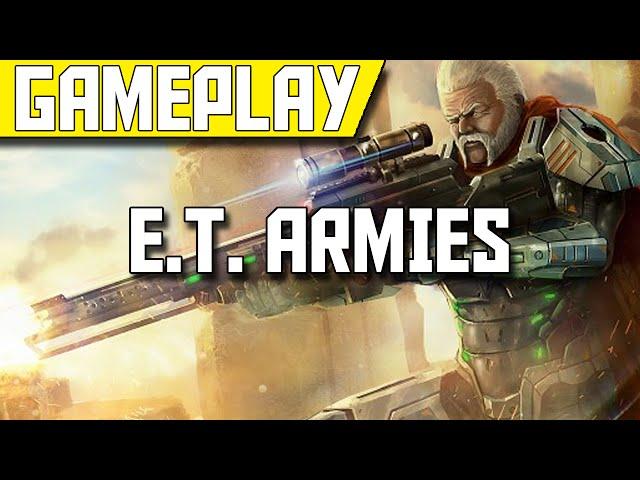 Руководство запуска: E.T. Armies по сети