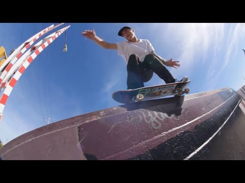 """Rough Cut: Phil Zwijsen's """"Further on the Road"""" Part"""