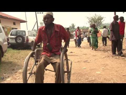 Uganda: Challenges for Disabled Congolese Refugees
