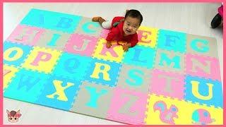 영어 배우기! 알파벳송 인기 동요 Nursery Rhymes تعليم الأطفال بأغنية الأطفال Lagu Anak anak Canciones Infantiles