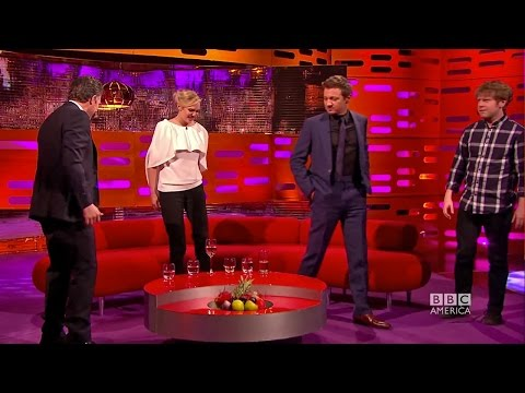 Graham Norton's DIRTY COUCH - The Graham Norton Show