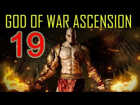 God of War Ascension - walkthrough part 19 let's play gameplay god of war 4 walkthrough part 1 PS3 HD