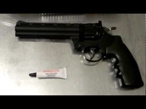 Crosman 357 CO2 pellet revolver overview/ unboxing  .177 cal 4.5mm pistol double action!