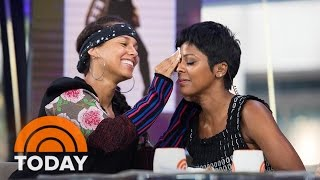 Alicia Keys Inspires TODAY's Take Anchors To Shed Their Makeup | TODAY