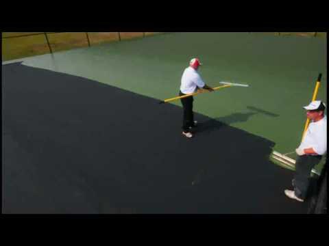 SportMaster Tennis Court Surfaces