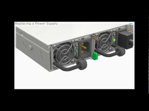 Replacing a Power Supply on Oracle's Sun Server X3-2