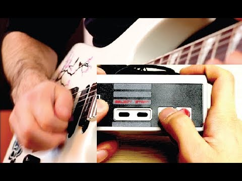 """The """"Video Game Trick"""" For Ultra-Fast Picking/Tapping"""