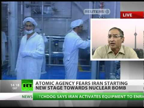 'Iran's US-built reactor received uranium from abroad for years'