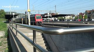 Easter Train S-Bahn S 12 In Turgi