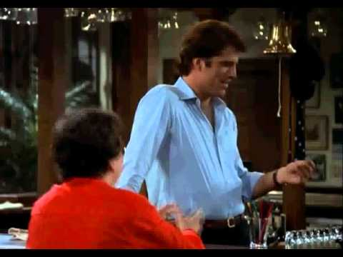 Sam Malone Opening Scene From First Episode - Boy with Fake ID