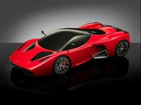 Ultimate Concept Cars - The Cars Of The Future