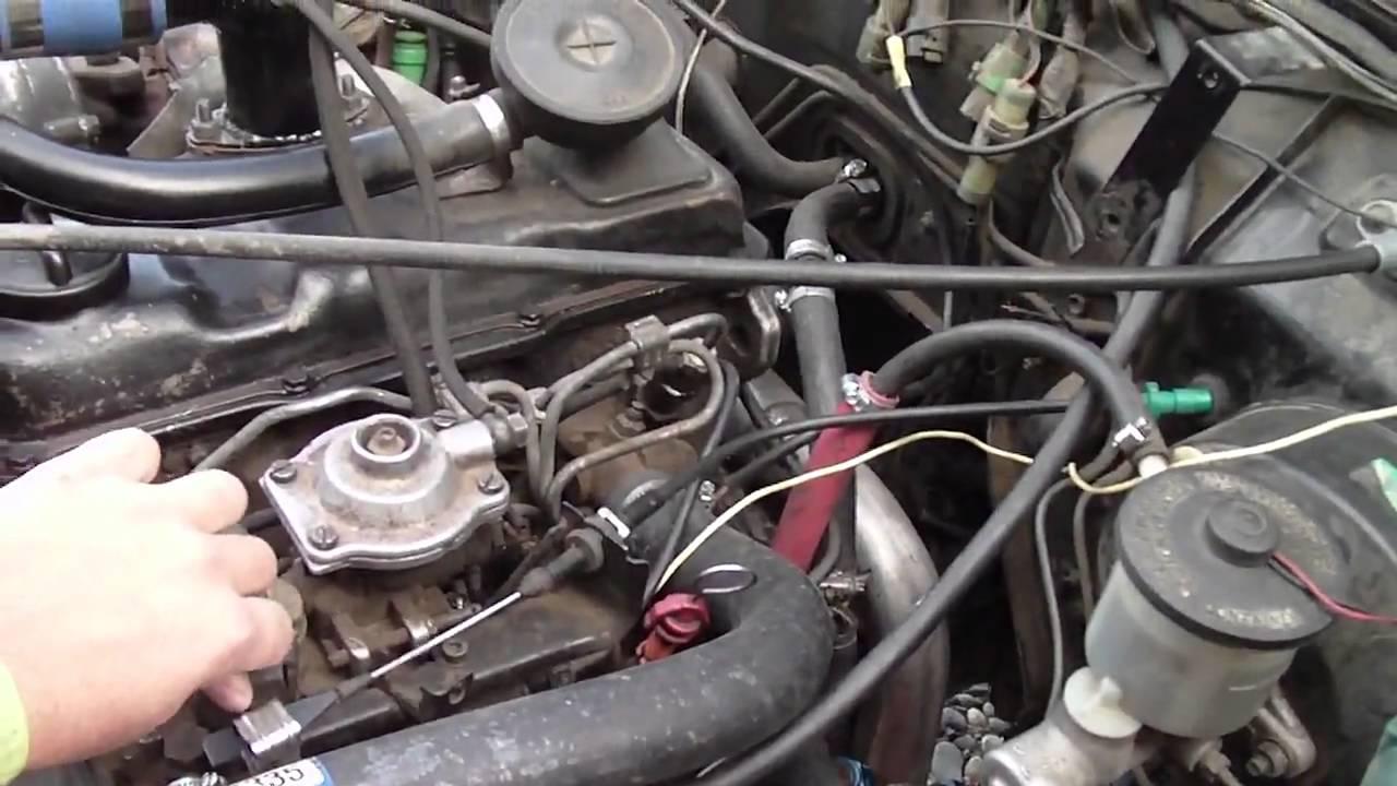 Suzuki Samurai Diesel Conversion