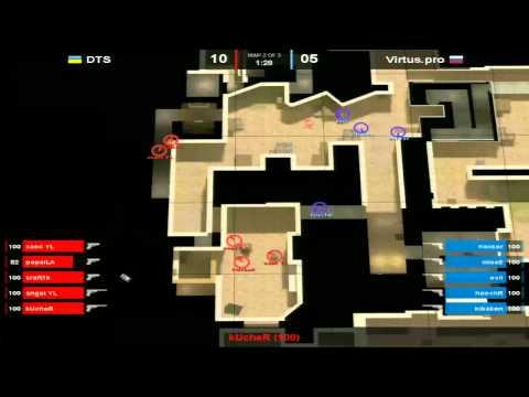 DTS vs Virtus pro Game 2