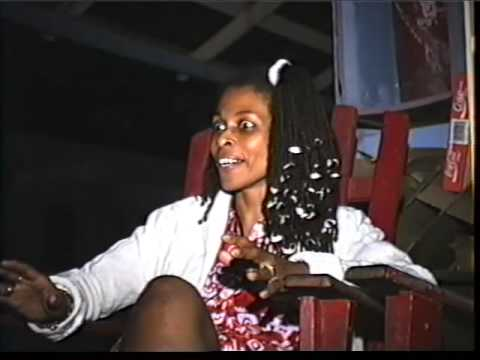 Assata Shakur in Cuba, Part 1, Interview Kenny S.