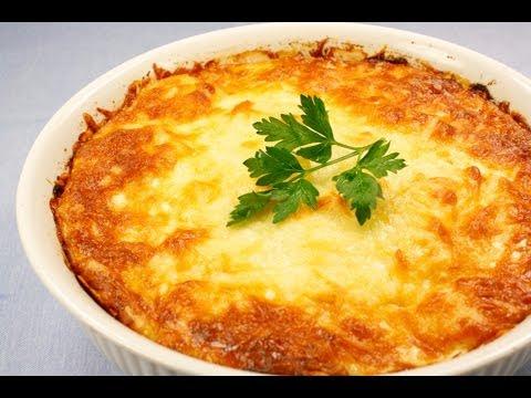 Картофельная запеканка видео рецепт