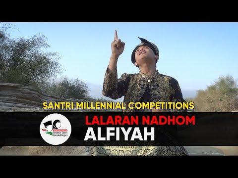 LALARAN ALFIYAH (PP An Nawawi Berjan Purworejo) Santri Millennial Competitions