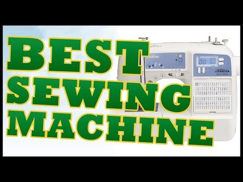 10 Best Sewing Machine Reviews 2017