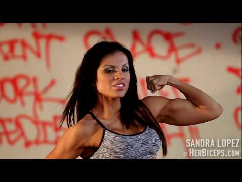 Sandra Lopez 15Local Rocks Bulging Bicep 480p