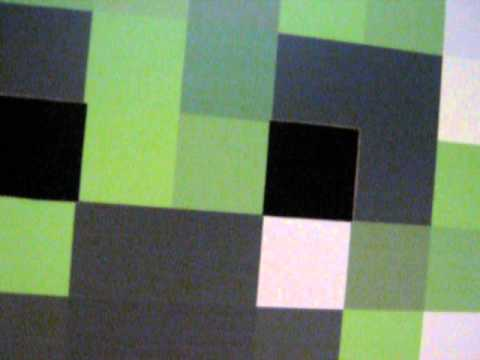 Minecraft Creeper Head Review
