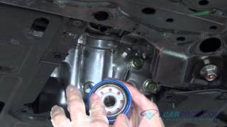 Oil Change & Filter Replacement Honda CR-V 2012-present