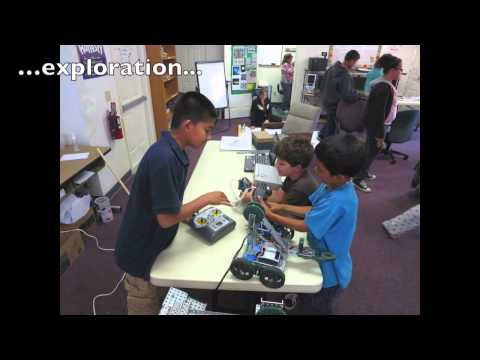 Chaminade Middle School VEX Metal Robotics Team