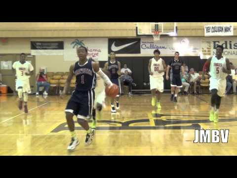 Brewster Academy Top Plays Vs. Oldsmar Christian in the 2013 City of palms