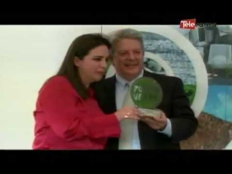 Intercia empresa líder en reciclaje recibió la certificación Punto Verde