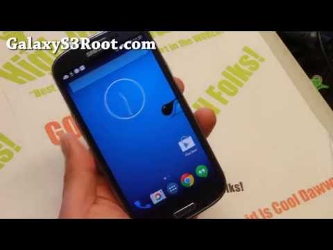 LiquidSmooth ROM for Galaxy S3! [Android 4.4.4 + Root]