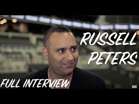 Russell Peters Interview