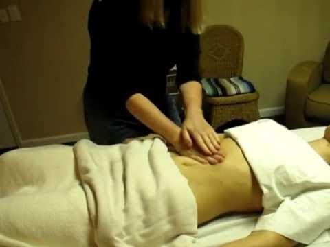 Massage Therapy: Abdominal Version 2017