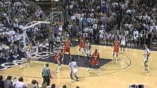 1995 UConn Syracuse Dick Vitale Goes Crazy