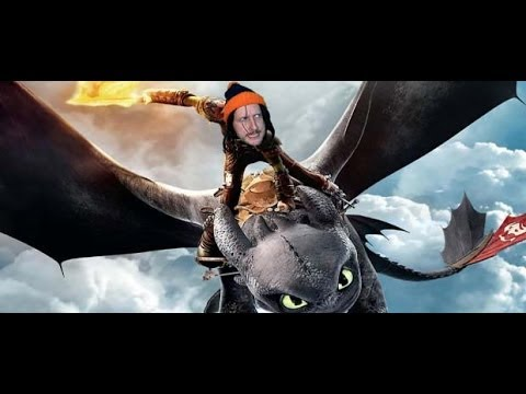 The Bum Reviews - How to Train Your Dragon 2