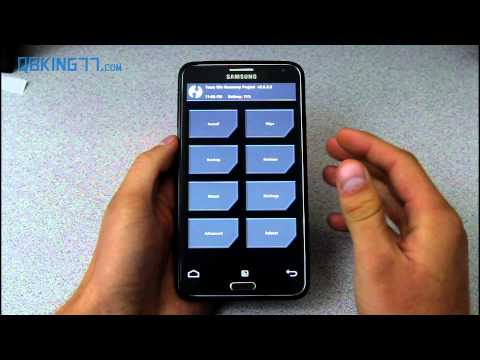 How to Install TWRP on the Samsung Galaxy Note 3