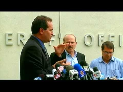 Investigation into actor Robin Williams' death - Marin County News Conference