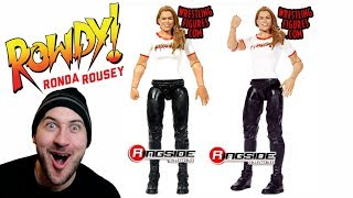 NEW RONDA ROUSEY ACTION FIGURE IMAGES + HAVE MATTEL FIXED A MAJOR FIGURE ISSUE???