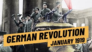 New Wars and Revolutions - Demobilisation I THE GREAT WAR January 1919