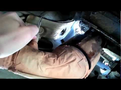 Jeep Liberty O2 Sensor Replacment - P0153