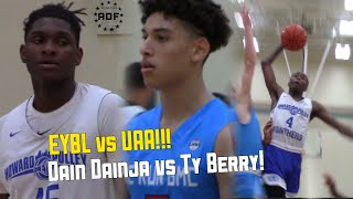 EYBL VS UAA! Howard Pulley vs KC Run GMC Goes Down To The Final Minute! Dain Dainja vs Ty Berry!