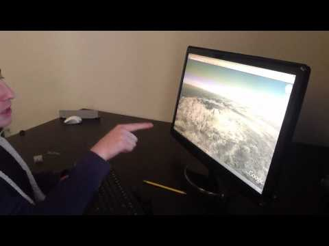 Leap Motion Demonstration