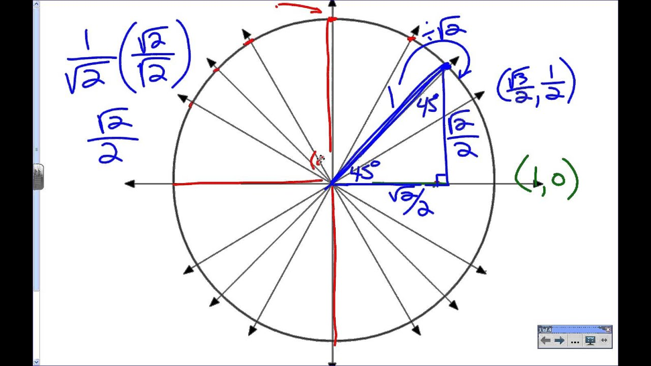 worksheet Ordered Pairs unit circle ordered pair advanced math 5 pairs youtube