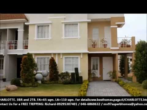 DIANA house 3BR & 2TB in Lancaster Estates, Gen. Trias, Cavite