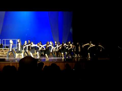 "Maranatha High School Dance ""Be Thou My Vision"""
