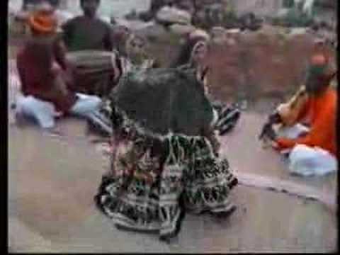 gypsies of Rajasthan - индийски кючеци