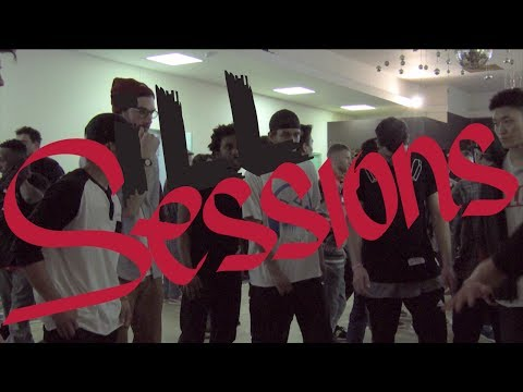 iLL Sessions: Skys the limit Cypher Competition 2014