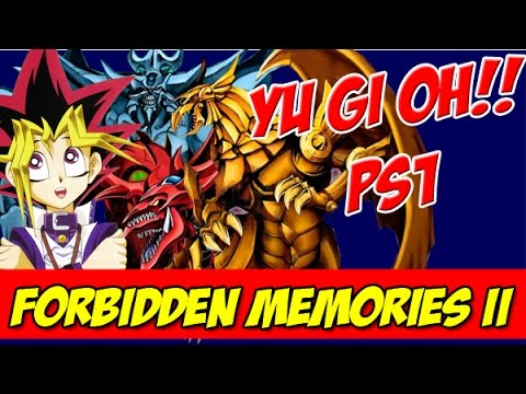 YU-GI-OH FORBIDDEN MEMORIES II -