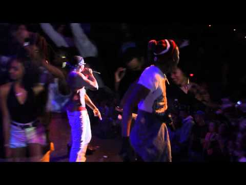 "Hot Lotto & Fat Trel Performing ""Juiced"" At Howard University [Xpensive Ent Submitted]"