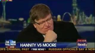 """Hannity to Michael Moore: """"Why Do You Trust The Government?"""""""